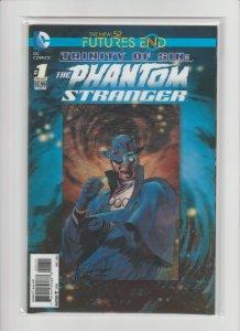 Futures End Trinity of Sin: Phantom Stranger #1 NM 9.4 (2014, DC) 3-D Cover!!