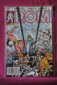 Rom #35 (1982)