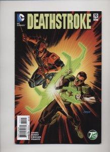 Deathstroke #8 (2017)