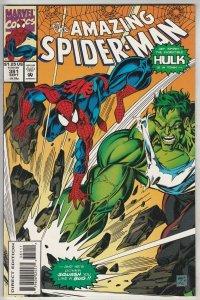 Amazing Spider-Man #381 (Dec-93) NM+ Super-High-Grade Spider-Man