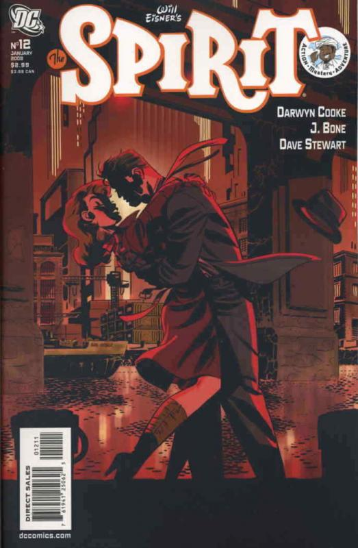 Spirit, The (9th Series) #12 VF/NM; DC | save on shipping - details inside