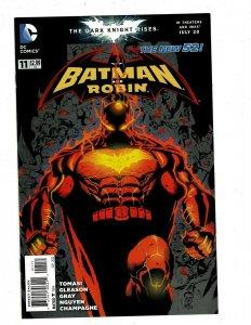 9 Batman And Robin DC Comics # 11 12 13 14 15 16 17 18 19 Joker Bruce Wayne J434