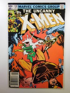 The Uncanny X-Men #158 (1982) FN-