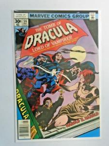 Tomb of Dracula #56 1st Series NM (1977)