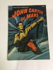 John Carter Of Mars 488 Vg+ Very Good+ 4.5 Dell Comics