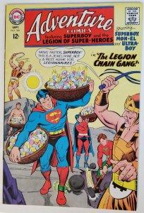 Adventure Comics #360 (1967)