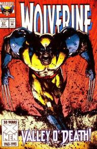 Wolverine (1988 series) #67, NM (Stock photo)