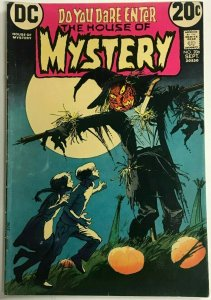HOUSE OF MYSTERY#206 FN/VF 1972 DC BRONZE AGE COMICS
