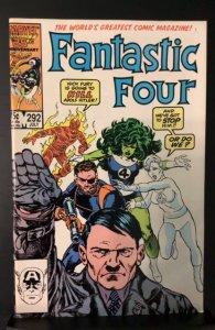 Fantastic Four #292 (1986)