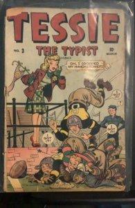 Tessie the Typist #3 (1945)