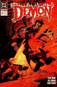 Demon (1990 series) #10, NM + (Stock photo)