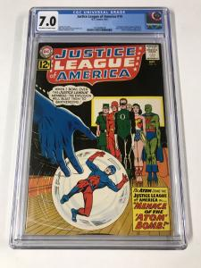 Justice League (1st Series) #14 CGC 7.0