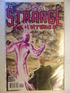 JSA STRANGE ADVENTURES # 2