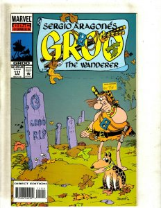 Groo # 111 VF Marvel Comic Book Sergio Aragones The Wanderer J462