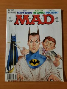 Mad Magazine #314 ~ FINE - VERY FINE VF ~ October 1992