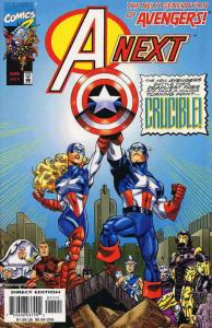 A-Next #11 FN; Marvel | save on shipping - details inside