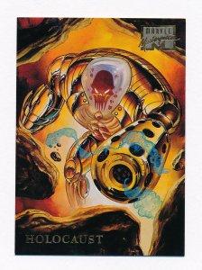 1996 Marvel Masterpieces #19 Holocaust