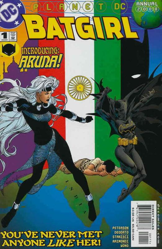 Batgirl Annual #1 VF/NM; DC | save on shipping - details inside