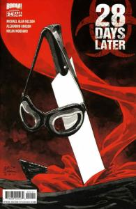 28 Days Later #24 VF/NM; Boom! | save on shipping - details inside