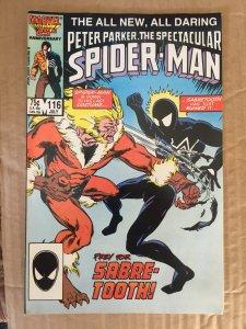 Peter Parker The Spectacular Spider-Man #116