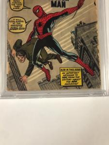 Amazing Fantasy 15 CBCS 1.8 Off-white Pages Like Cgc