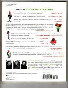 Birth Of A Nation A Comic Novel Aaron McGruder Kyle Baker Comic Book  J304