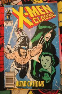 Classic X-Men 76 FN/VF
