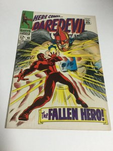 Daredevil 40 Vf Very Fine 8.0 Marvel Comics Silver Age