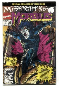 Morbius #1 comic book first issue Sealed-1992 nm-