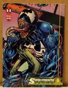 1994 Fleer Spider-Man #18 Super Strength