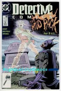 DETECTIVE #606, NM, Batman, Alan Grant, 1989, Gotham City, more BM in store