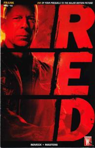 Red: Frank #1A FN; WildStorm | save on shipping - details inside