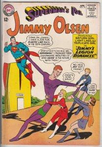 Jimmy Olsen, Superman's Pal  #76 (Apr-64) VF/NM High-Grade Jimmy Olsen