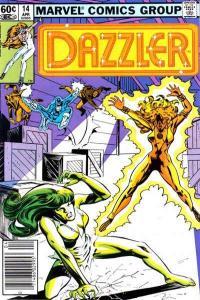 Dazzler #14, NM- (Stock photo)