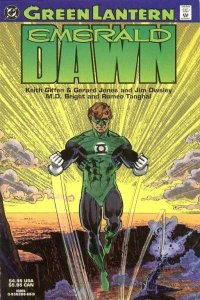 Green Lantern: Emerald Dawn Trade Paperback #1, NM (Stock photo)