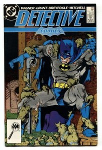 Detective Comics #585 1988 1st appearance of Ratcatcher - DC