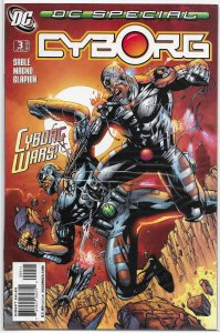 DC Special  : Cyborg   #3 of 5 VG