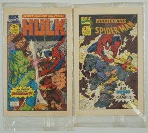 Marvel Drakes Cakes Comics #1-4 VF/NM complete series - still sealed! spider-man
