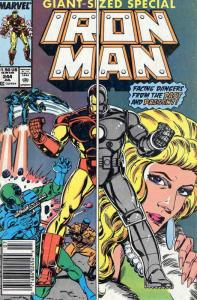 Iron Man (1st Series) #244 FN; Marvel | save on shipping - details inside