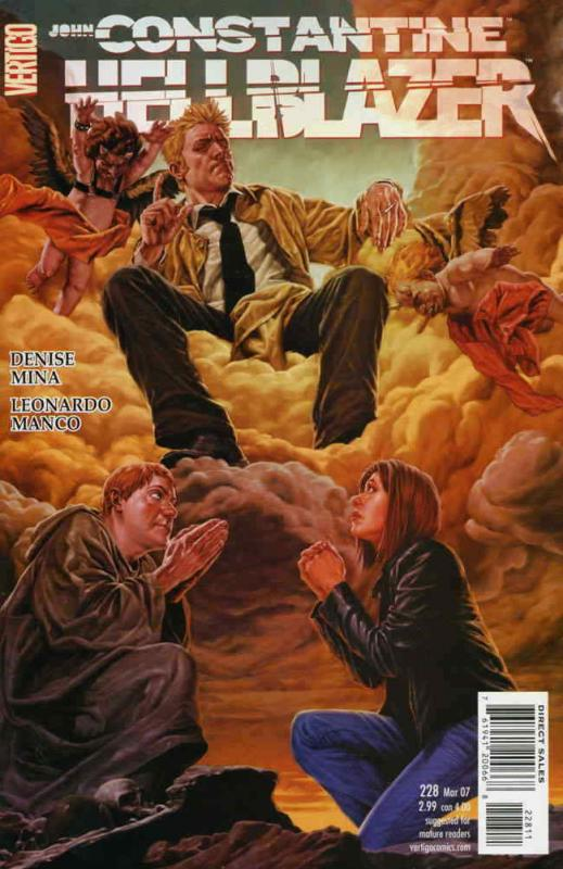 Hellblazer #228 FN; DC | save on shipping - details inside
