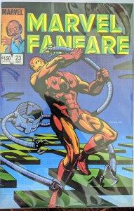 Marvel Fanfare #23 (1985)
