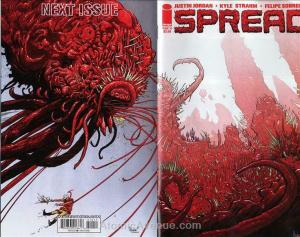 Spread #10 VF/NM; Image   save on shipping - details inside