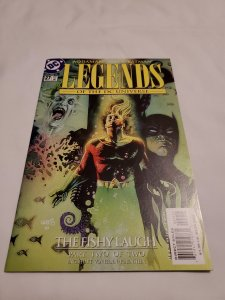 Legends of the DC Universe 27 Near Mint- Cover by Tony Harris