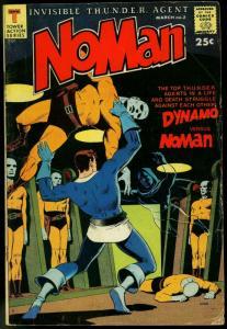 Noman #2 1966- Wally Wood- Dynamo G/VG