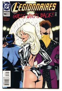Legionnaires #16-1994-Adam Hughes butt cover art-comic book