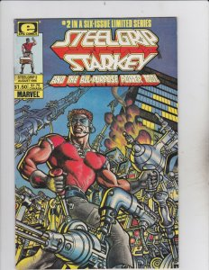 Epic Comics! Steelgrip Starkey Issue 2!