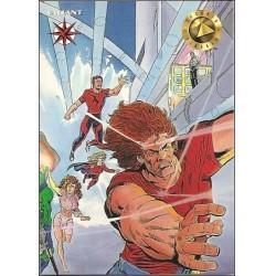 1993 Valiant Era HARBINGER #2 - Card #46