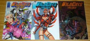 Wildcats Trilogy #1-3 VF/NM complete series JAE LEE image comics brandon choi 2