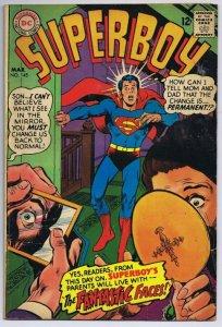 Superboy #145 ORIGINAL Vintage 1968 DC Comics