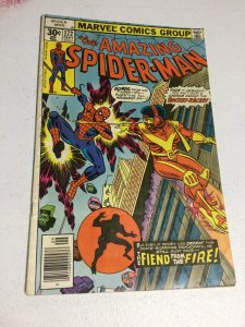 Amazing Spider-Man 172 Vg+ Very Good+ 4.5 1st Appearance Of Rocket Racer Marvel